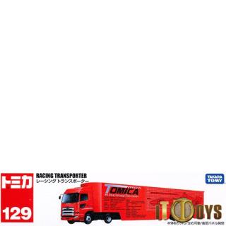 Tomica [129] Racing Transporter