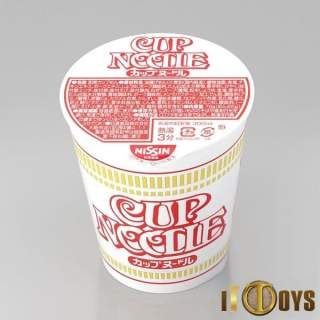 1/1 Scale Best Hit Chronicle Cup Noodle