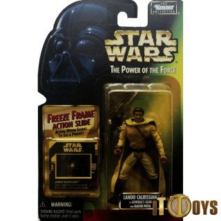 Star Wars  The Power of The Force  Lando Calrissian