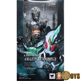 S.H.Figuarts  Masked Rider Amazons  Kamen Rider Amazon New Omega