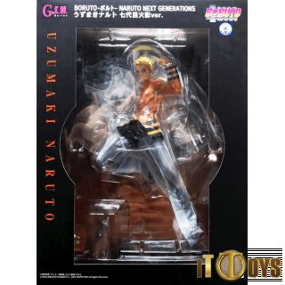 G.E.M.Series Boruto -Naruto Next Generations-  Uzumaki Naruto Seventh Hokage Ver