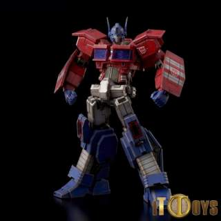 Transformers Furai Model Optimus Prime (IDW ver)