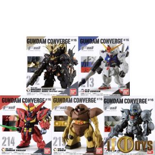 Gundam Converge #16 (5pcs Set A)