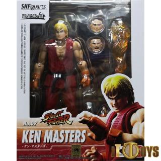 S.H.Figuarts Street Fighter V Ken Masters
