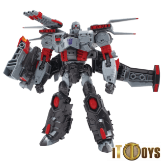Transformers GS Super Megatron