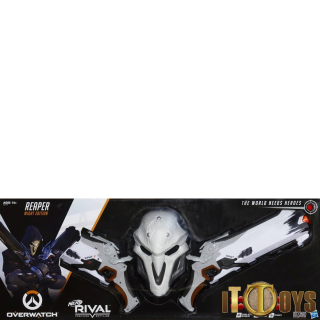 Nerf Rival Overwatch Reaper Collector Package
