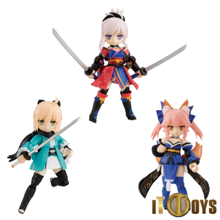 DESKTOP ARMY  Fate/Grand Order Wave 3 (One set consists of 3 figures)