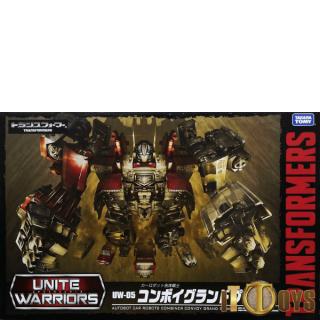 Transformers Unite Warriors UW-05 Grand Optimus