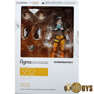 Figma [352]  Overwatch  Tracer
