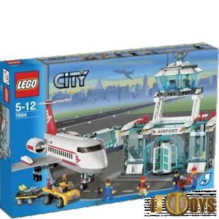 Lego 7894 City - Airport