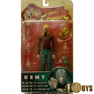 Street Fighter  Round 4 Remy -Red Variant-