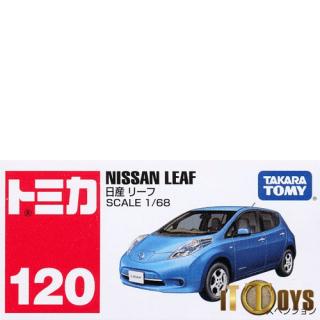 Tomica [120] Nissan Leaf