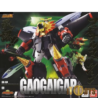 Soul of Chogokin GX-68 