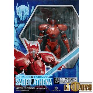 Robot Spirits [SIDE JAEGER] Pacific Rim Saber Athena