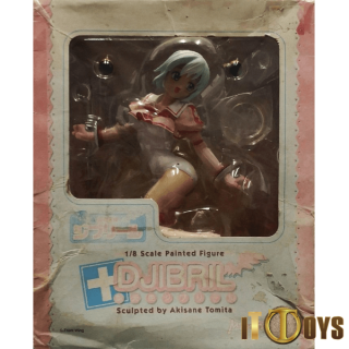 1/8 Scale Djibril, The Devil Angel I Holy Angel Djibril