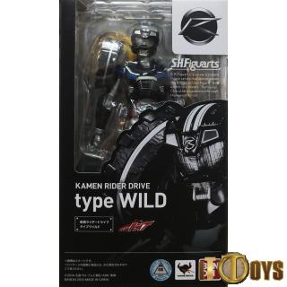 S.H.Figuarts  Masked Rider Drive  Kamen Rider Drive Type Wild