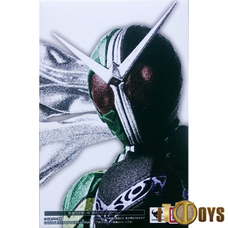 S.H.Figuarts  Masked Rider W  Kamen Rider Double Cyclone Joker