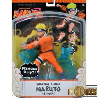 Naruto Premium Sculpt - Shadow Clone Naruto Uzumaki