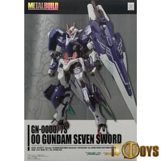 Metal Build  Gundam OO  GN-0000GNHW-7SG Seven Sword