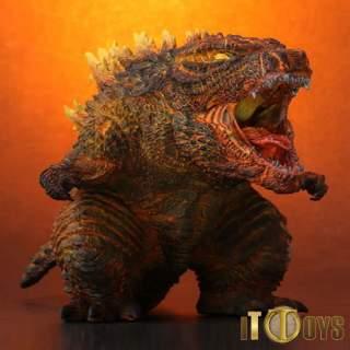 Deforeal Godzilla Burning Godzilla (2019)