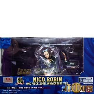 Figuarts ZERO One Piece Nico Robin 20th Anniversary Ver.