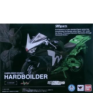 S.H.Figuarts  Masked Rider W  Hard Boilder