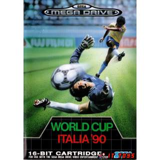Sega Mega Drive - World Cup Italia 90