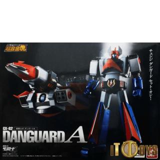 Soul of Chogokin GX-62  Wakusei Robo Danguard A  Danguard A