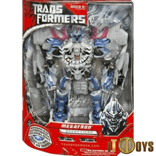 Transformers  Movie Leader Class  Megatron