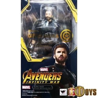 S.H.Figuarts  Marvel  Captain America (Avengers Infinity War)
