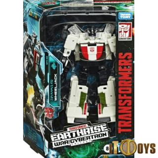 Transformers WFC-E6