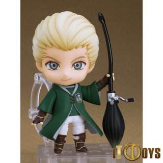 Nendoroid [1336] Harry Potter Draco Malfoy: Quidditch Ver.
