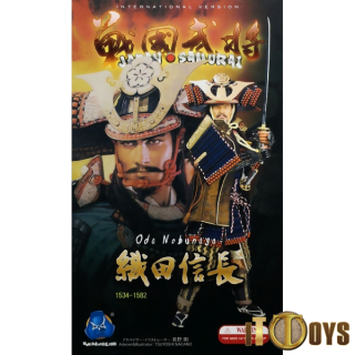 1/6 Scale Japan Samurai - Oda Nobunaga