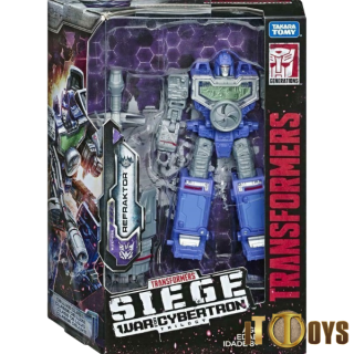 Transformers SEIGE War of Cybertron