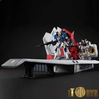 HGUC 1/144 Scale Realistic Model Series Mobile Suit Gundam Z Gundam ARGAMA Catapult Deck