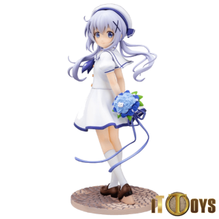 1/7 Scale Is the order a rabbit?? Chino (Summer Uniform)
