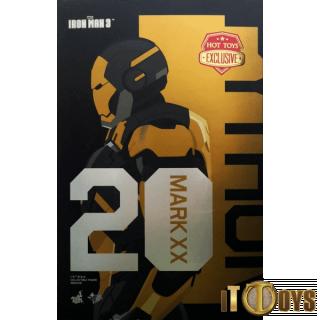 Hot Toys 1/6 Scale  MMS 248  Marvel Iron Man 3  Python Mark XX