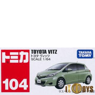 Tomica [104] Toyota Vitz