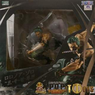 Portrait of Pirates SA-MAXIMUM One Piece Roronoa Zoro Ver.Sanzen Sekai