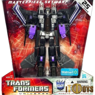 Transformers Universe  Masterpiece  Skywarp