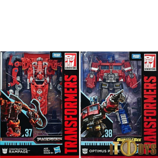 Transformers Studio Series
