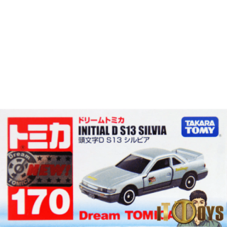 Dream Tomica [170] Initial D S13 Silvia