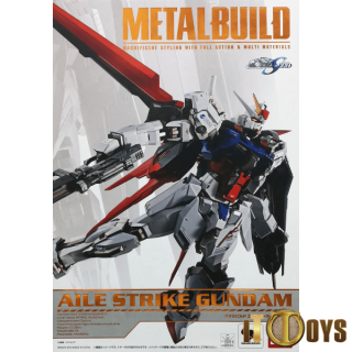 Metal Build Gundam SEED