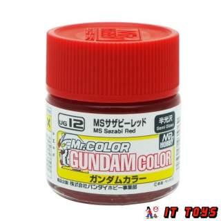 Mr.Color Gundam Color (10ml) - UG-12 MS Sazabi Red