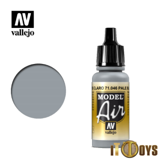 71.046 Vallejo Model Air (17ml) Pale Blue Grey