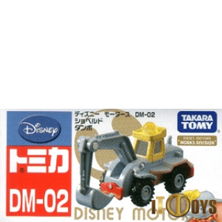 Tomica Disney Motors [DM-02] Shovel Dumbo