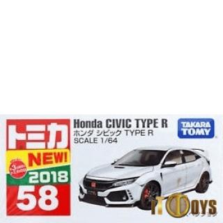 Tomica [058] Honda Civic Type R