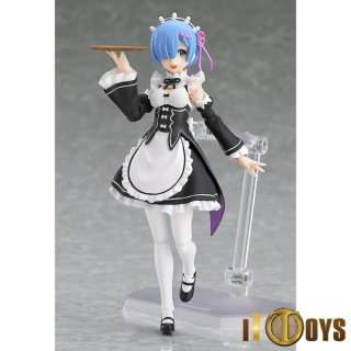 Figma [346]  Re:ZERO -Starting Life in Another World-  Rem