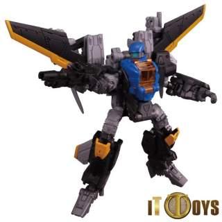 Transformers Diaclone DA-32 Maneuver Skyjacket