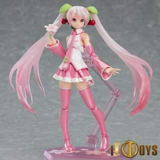 Figma [EX-061]  Vocaloid Character Vocal Series 01: Hatsune Miku  Sakura Miku